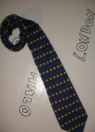 Итальянский шелковый галстук
