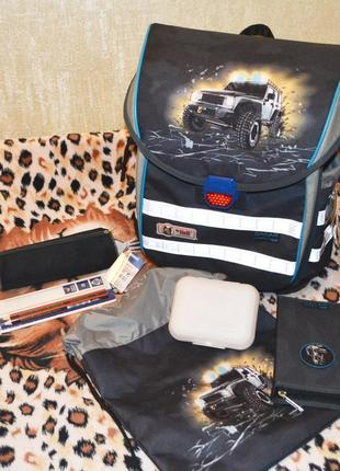Школьный ранец mcneill ergo light basic dakar 4 предмета