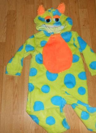 Костюм карнавальный на мальчика 1-2 года