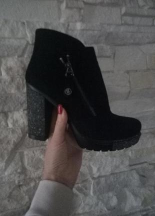 Деми  ботиночки  guero 39