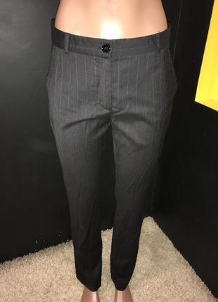 Классические брюки, офисный стиль, оригинал