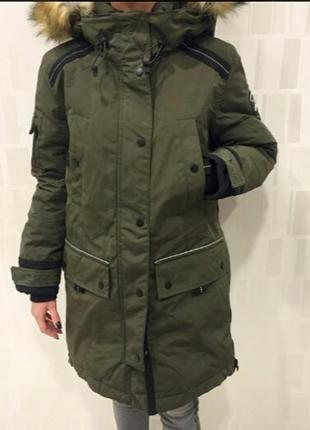 Нереальная куртка - парка от amisu