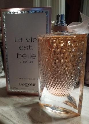 Lancome la vie est belle l´éclat l´оригинал 10мл