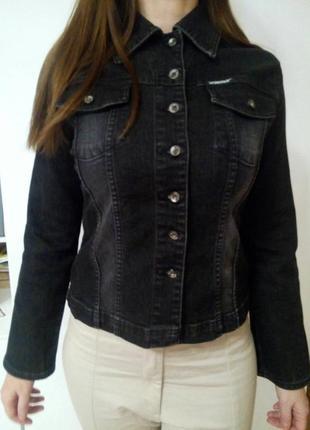 Куртка джинсова джинсовая