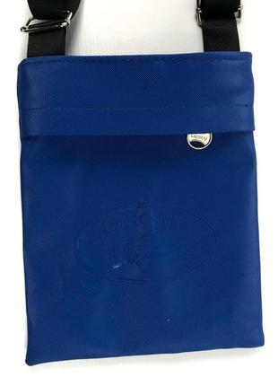 Мужская сумка через плечо lacoste оригинал2