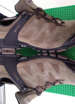 Трекинговые термо ботинки кроссовки regatta  р. 42  стелька 28 см водонпроницаемые