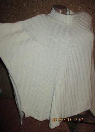 Peacocks everyday style*стильный свитер большого размера