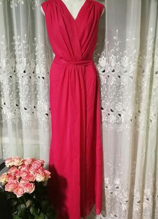 Платье для праздников в пол