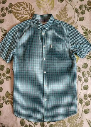 Брендовая рубашка ben sherman