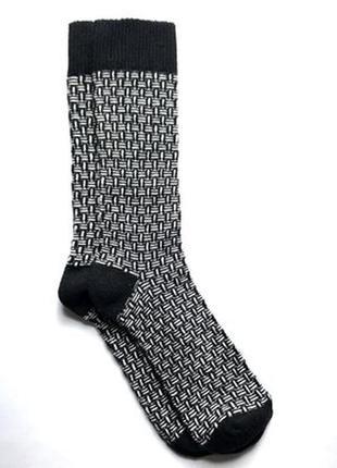 Тёплые стильные мужские коттоновые носки, primark®, 40-45