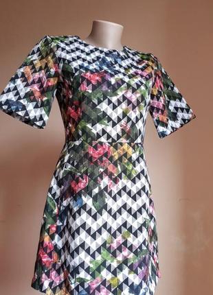Красивое платье хлопок topshop британия