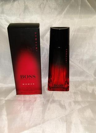 Boss intense hugo boss. парфюм для женщин 30 ml.