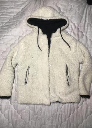 Двусторонняя куртка pull and bear