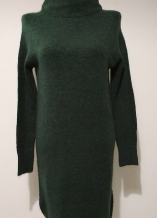 Вязаное стильное  платье only