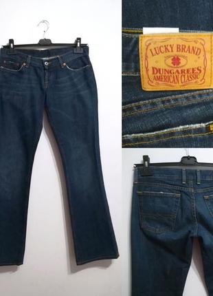 Американские джинсы клеш lucky brand, оригинал! 28 р-р