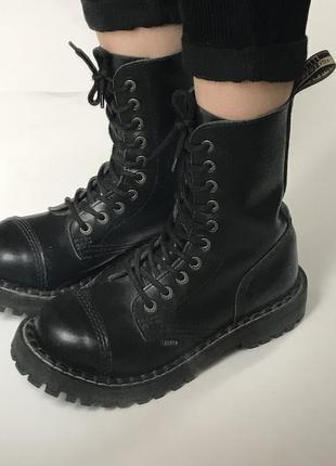 Демисезонные ботинки steel