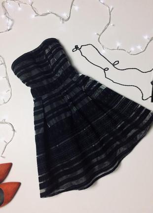 Невероятное платье для принцессы с пышной юбкой сетка с бархатом новый год корпоратив s