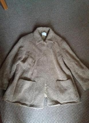 Стильное пальто louis feraud