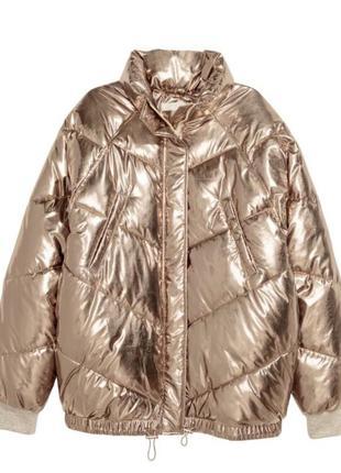 Куртка h&m!!! s/m !!! 🔥🔥🔥