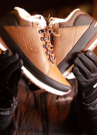 Отличные мужские зимние ботинки  кроссовки new balance 754 winter ... 53a73c9820d