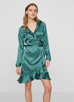 2f6b6e872d72 Платье на запах vero moda eur s ASOS, цена - 599 грн,  18489653 ...