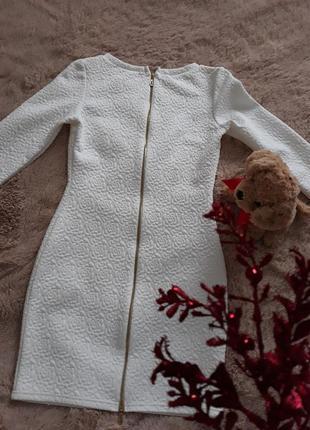 Платье с рукавом/ короткое платье
