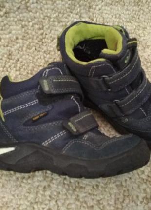 Классные термо ботинки сапоги на мембране от ecco gore-tex, p. 26