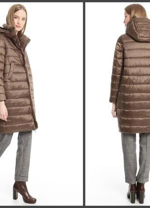 184c12834362 Куртка пальто пуховик max mara outlet in trend оригинал италия it42 ...