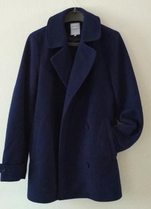 Пальто шерсть 25%