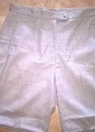 Шерстяные теплые шорты