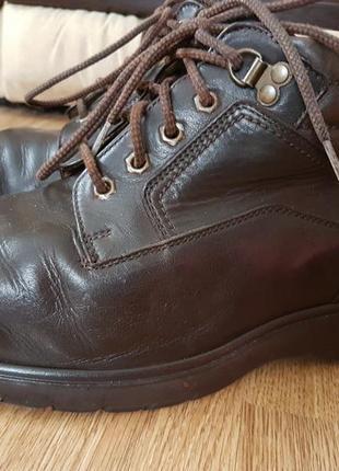 Кожаные ботинки (0245)