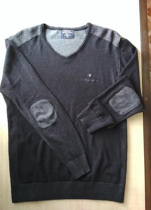 Джемпер пуловер свитер хлопок 50%