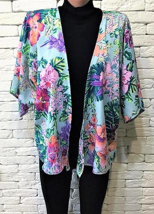 Лёгкий блузон-кимоно