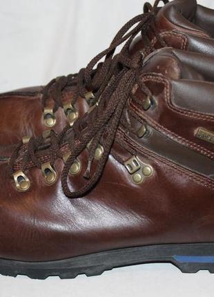 Термо ботинки gore tex timberland 45-46р. натуральная кожа