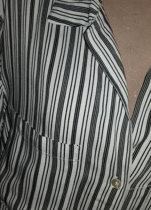 Удлиненная свободная рубашка2