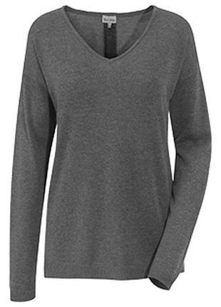 Вязаный пуловер свитер кофта р. l 44 46 от blue motion германия