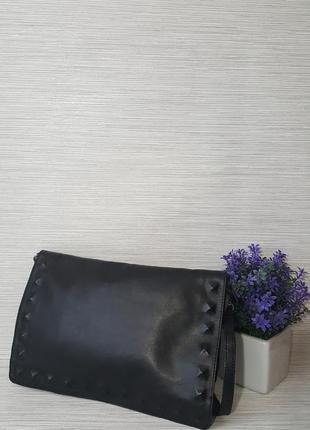 Кожаная женская сумка wera