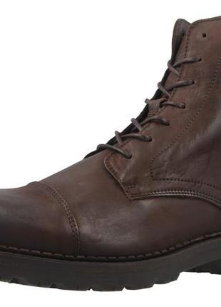 Стильные кожаные ботинки camel active 45-46
