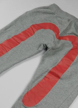 Evisu штаны спортивные, размер м