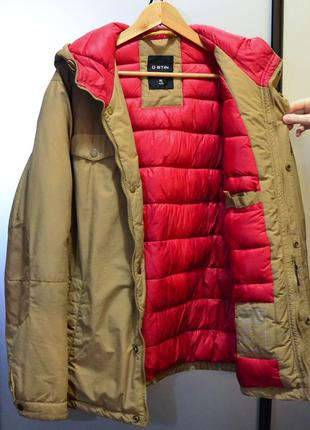 Зимняя мужская куртка ostin