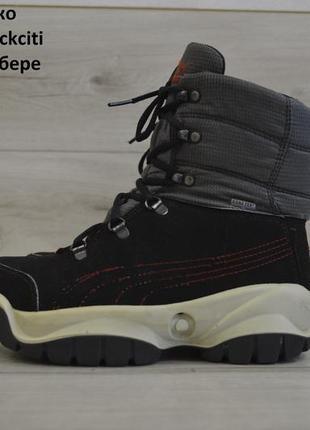Женские зимние ботинки фирмы puma tresenta gtx