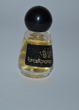 Balboa 3 italy parfum духи миниатюра 3 мл винтаж