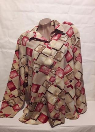 Блуза р-р 56