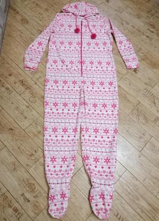 Человечек, пижама-слип, newlook, l, 48-50