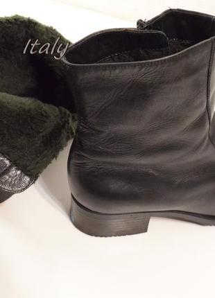 Сапоги зимние с мехом❄️, полу сапоги, италия, много зимней брендовой обуви!, так же деми.