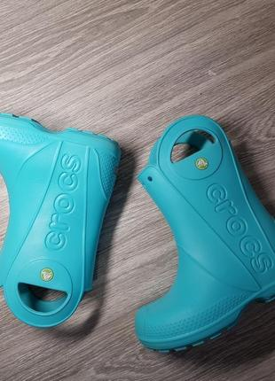 Сапоги crocs j12