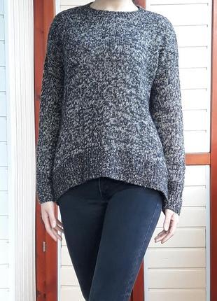 Женский свитер oversize
