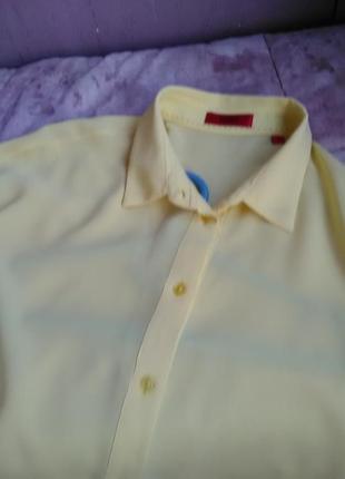 Эксклюзивная рубашка - разлетаечка от hugo boss3