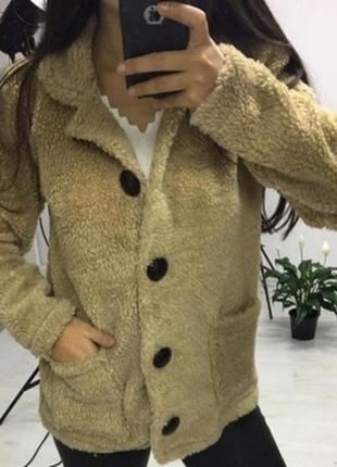 Плюшевый пиджак