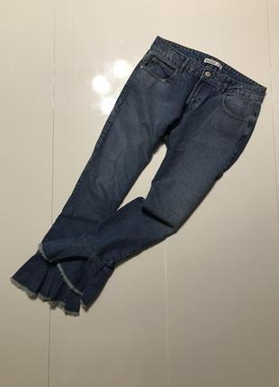 Новые крутые джинсы zara